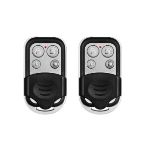 High Quality Golden Walnut Wood Wireless Remote Controller pictures & photos
