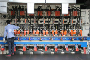 Glass Container Machine Line Turnkey Project pictures & photos