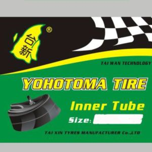 Inner Tnbe Rubber Butyl 130/60-13 275-18 300-18 300-17 pictures & photos