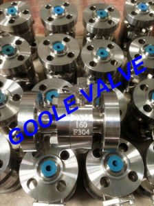 600LB RTJ End High Pressure Forged Steel Ball Valve (GAQ41N) pictures & photos