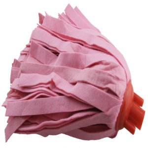 Colored and Printed Nonwoven Fabric Mop Head pictures & photos