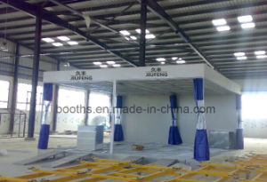 Factory Price Car Paint Prep Station with Good Quality pictures & photos
