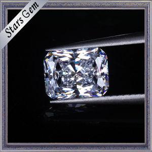 Hight Quality Cubic Zirconia Asscher Cut/ Radiant Cut CZ Manufacturer pictures & photos