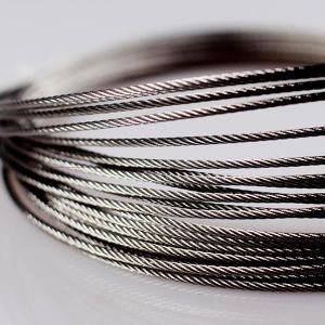 Balance Rope Hot-DIP Galvanizing Steel Wire Rope pictures & photos