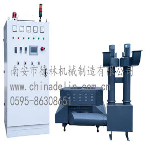 Delin Machinery Line-Frequency Cored Induction Furnace pictures & photos