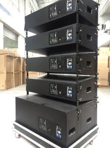 "Double 10"" Powered Active Line Array Speaker pictures & photos"
