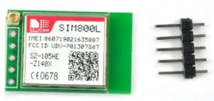 Cheap Price Dual Band 900/1800MHz Simcom SIM800L GSM GPRS Module pictures & photos