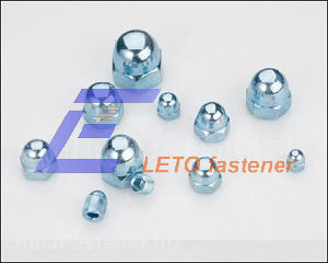 DIN1587-Hexagon Domed Cap Nuts pictures & photos