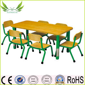 Used Children Furniture Kids Table with Chairs pictures & photos