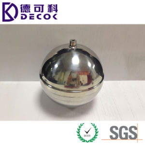 Mirror Polished Stainless Steel Magnetic Float Metal Hollow Ball for Valve Float pictures & photos