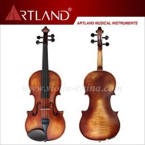 Flamed Violin (MV140Q) pictures & photos