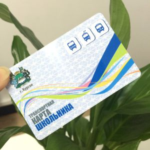 Ticket system MIFARE DESFire 2k 4K 8k RFID smart Card pictures & photos