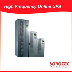 Intelligent Management of Battery Charging High Frequency Online UPS pictures & photos