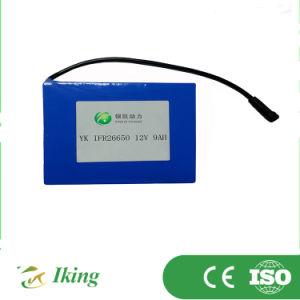 Home Solar System, Solar Energy Storage Battery Pack 12V 9ah LiFePO4 Battery for Solar System