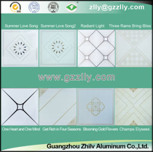 Suspended Ceiling of Board Roller Coating Printing Ceiling pictures & photos