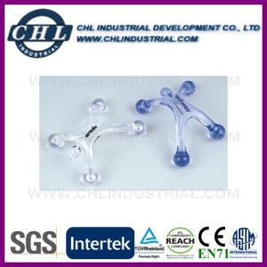 High Quality Multifunctional Plastic Massager manufacturer in Human Shape pictures & photos