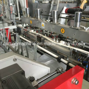Double Line High Speed T Shirt Bag Making Machine pictures & photos