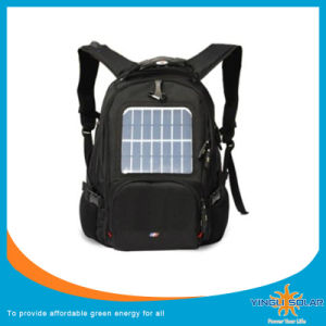 Solar Power Hiking Backpack Can Charger to Power Bank pictures & photos