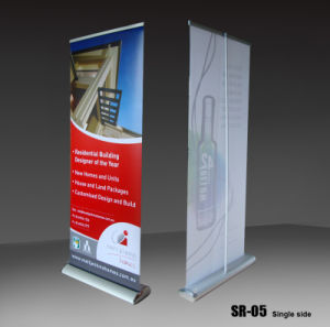Upmarket Single Side Roll up Stand (SR-05) pictures & photos