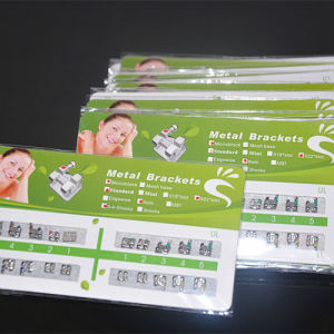 Orthodontic Metal Bracket Dental Mini Roth Mbt with 345hooks Ce FDA pictures & photos