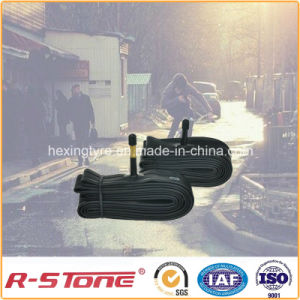 Good Air Tightness and Superior Quality Rubber Bicycle Inner Tube pictures & photos