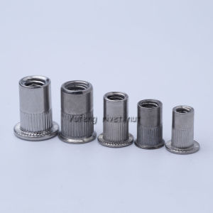 Aluminum /Stainless Steel Rivet Nut with Pan /Countersunk /Reduced Head pictures & photos