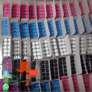 Body Building Polypeptide Cjc1295 with Dac Lyophilized Powder (2mg/Vial) pictures & photos