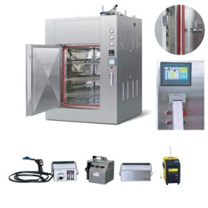 100 Grade Purifying Split Door Drying and Sterilizing Oven pictures & photos