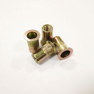 Carbon Steel Countersunk Knurled Body Rivet Nut pictures & photos