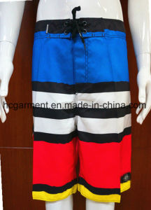 Swimming Wear Polyester Board Shorts Quickly Dry for Man/Women pictures & photos