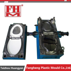 Plastic Toilet Lid Mould pictures & photos