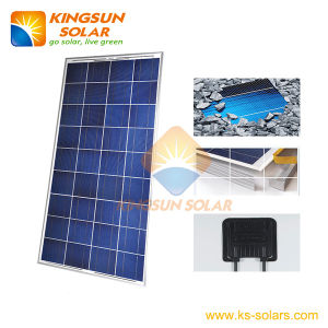 High Efficiency 130W-150W Photovoltaic Solar Panel pictures & photos