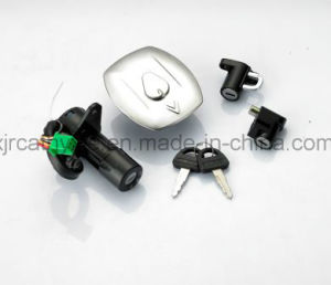 Motorcycle Parts Lock Set with High Quality pictures & photos