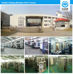 ND-F320 Factory Cocoa Power Pouch Filling Sealing Packing Machine pictures & photos