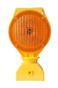 Traffic Light/ LED Solar Warning Light (S-1324A) pictures & photos
