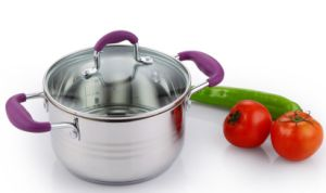 Stainless Steel Stockpot with Lid pictures & photos