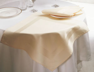 Wholesale Cloth Table Linens for Weddings & Party Events (DPF10791) pictures & photos