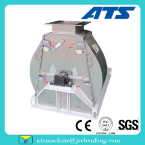 Water-Drop Hammer Mill to Grind Ground Grass Into Powder pictures & photos