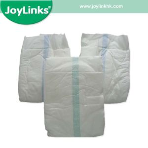 Breathable Clothlike Backsheet Disposable Adult Diapers pictures & photos