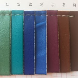 Shoes Making PU Leather Fabric for Ladies Sandals Boots pictures & photos