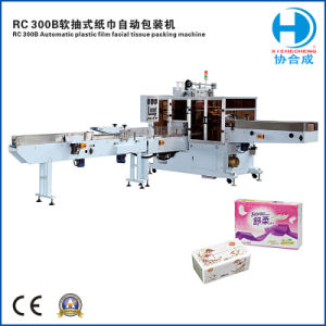 RC300b Full Automatic Plastic Film Facial Tissue Paper Packing Machine pictures & photos