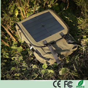 10W 5V Solar Battery Charging Outdoor Backpack Bag for Travel Climbing Solar Panel USB Output Charger Backpack (SB-188) pictures & photos