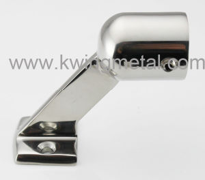 Stainless Steel Forward Rail End 60 Degree pictures & photos