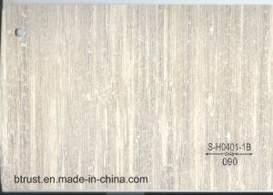 Wood Grain PVC Decorative Film/Foil for Cabinet/Door Vacuum Membrane Press Bgl090-095 pictures & photos