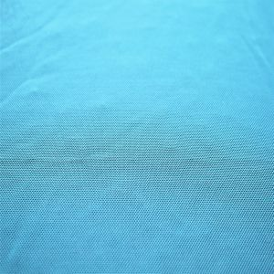 Factory Directly Nylon Tulle Mesh Fabric pictures & photos