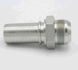 ISO SAE Standard Jic Male 74 Degrees Cone Hydraulic Fitting 16711 pictures & photos