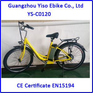 Yiso 26 Inch Electric City Bike pictures & photos