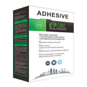 China Supplier GBL Wallpaper Adhesive Glue Powder pictures & photos