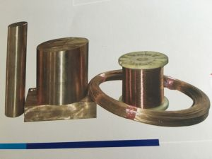 Beryllium Copper C17200 Wire pictures & photos