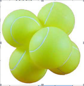 Dog Toy, Rubber Football, Pet Toy pictures & photos